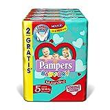 Pampers Baby Dry Mutandino Junior, 84 Pannolini, Taglia 5 (12-18 Kg)