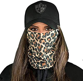 Dirt and Bugs Worn as a Balaclava Neck Gaiter /& Head Band For Hunting Cycling Fishing SA Company Face Shield Micro Fiber Protect From Wind Paintball and Salt Lovers Boating - Dive Flag