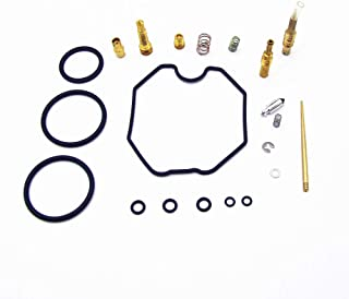 CQYD New Carb Repair Carburetor Rebuild Kit for 1997-2005 Honda TRX 250
