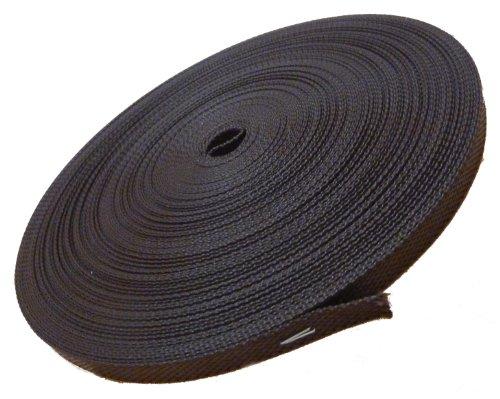 Mini Rolladengurt 14 mm Breite braun 50 meter Rolle original ROLATEC