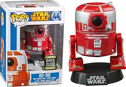 Pop! Star Wars R2-R9 #44 Figurine en Vinyle Bobble Head