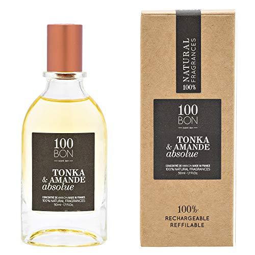100BON Concentré Tonka & Amande absolue, Eau de Parfum