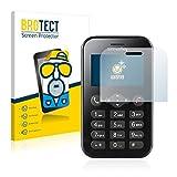 BROTECT 2X Entspiegelungs-Schutzfolie kompatibel mit Simvalley Mobile RX-484 Pico Bildschirmschutz-Folie Matt, Anti-Reflex, Anti-Fingerprint