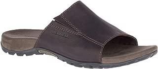 Men's Sandspur Slide Leather Slipper