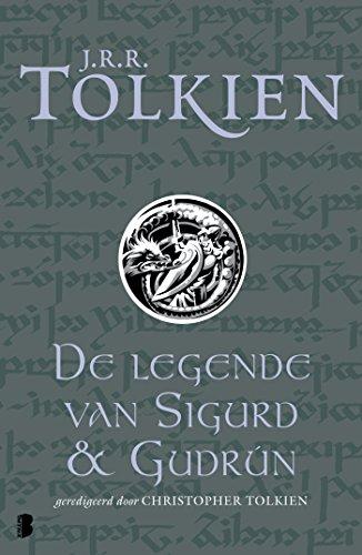 De legende van Sigurd en Gúdrun: Een mythische vertelling gebaseerd op de Noorse legendes