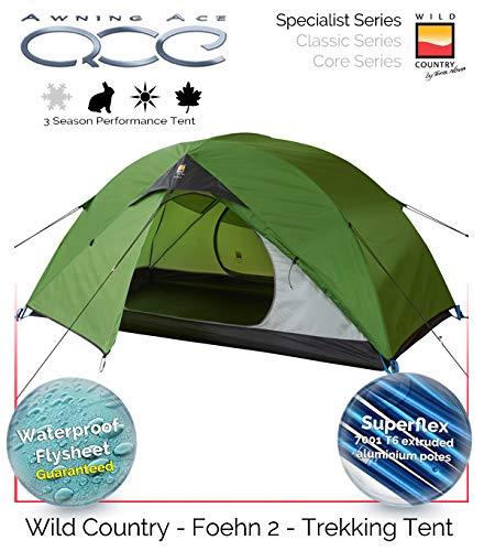 Wild Country Foehn 2 Technical Trekking Backpacking Tent