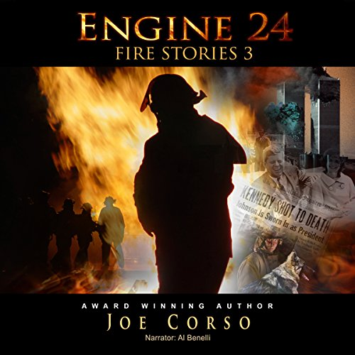 Engine 24: Fire Stories 3 audiobook cover art