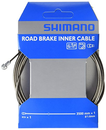 Shimano Bremsinnenzug 1.6x3500mm Tandem Rennrad Stainless