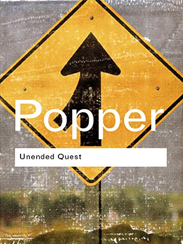 Unended Quest: An Intellectual Autobiography (Routledge Classics) (English Edition)