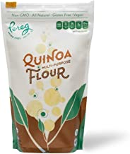 Pereg Quinoa Multi-Purpose Flour/Gluten Free,Non-GMO, Vegan, All Natural (1-BAG) (NET WT 16 OZ)