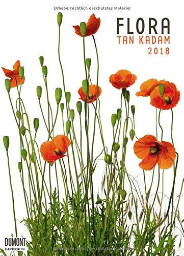 Flora 2018 – Blumen-Kalender von DUMONT– Poster-Format 49,5 x 68,5 cm - Partnerlink