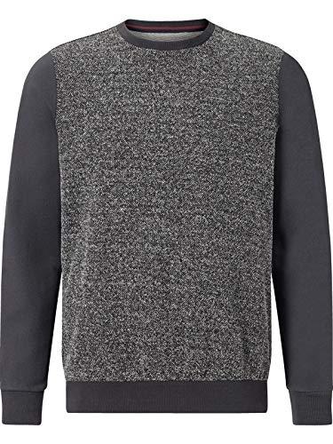 Charles Colby Herren Sweatshirt Earl Fergus dunkelgrau 3XL (XXXL) - 64/66
