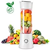 Portable Smoothie Blender for Smoothies, Shakes, Drinks, Baby Food, Small Personal Blender Bottle...