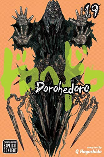 "Composition Notebook: Dorohedoro Vol. 19 Anime Journal/Notebook, College Ruled 6"" x 9"" inches, 120 Pages"