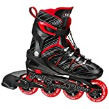 Roller Derby Boy's Stinger 2-5 Adjustable Inline Skate, Medium