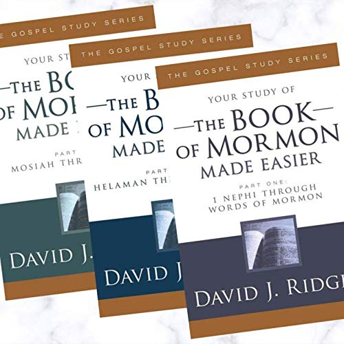 The Book of Mormon Made Easier: Full Set