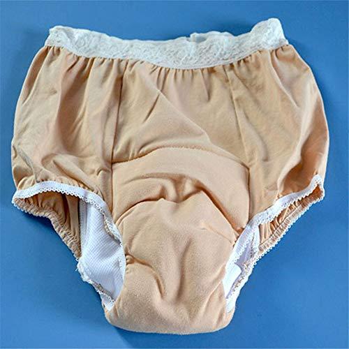 QINAIDI Cuidado de incontinencia para Adultos Ropa Interior, pañales, Productos de Mediana...