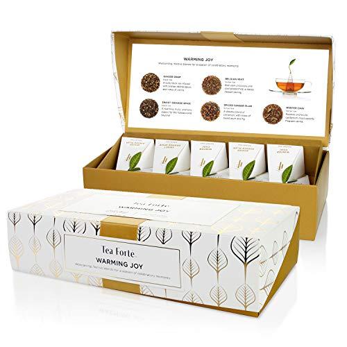 Tea fort Warming Joy Petite Presentation Box, 1er Pack (1 x 0.035 l)