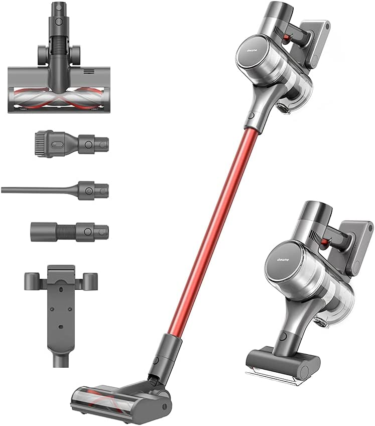 Dreame T20 Cordless Stick by Vacuum Max 49% Finally popular brand OFF Household Dreametech