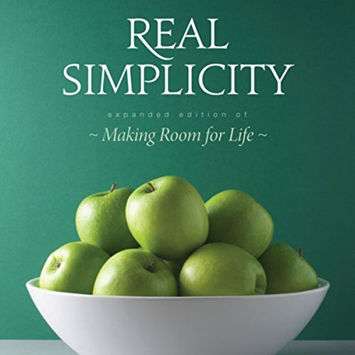Real Simplicity audiobook cover art