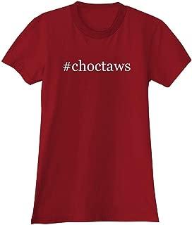 #Choctaws - A Soft & Comfortable Hashtag Women's Junior Cut T-Shirt