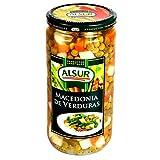 Macedonia De Verduras Alsur Frasco 660 G Primera