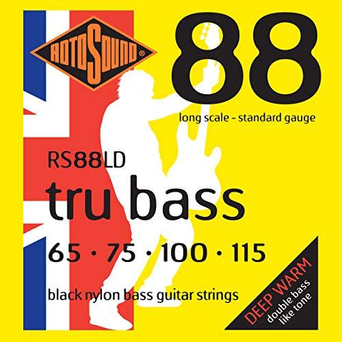 Rotosound RS88LD - Juego de cuerdas para bajo