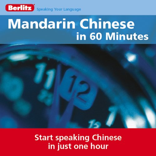 Mandarin Chinese...In 60 Minutes cover art