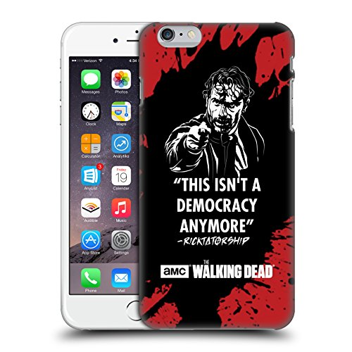 Head Case Designs Officially Licensed AMC The Walking Dead Ricktatorship...