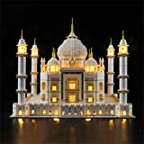 Lightailing Light Set for (Creator Expert Taj Mahal 10256 Building Blocks Model - Led Light kit Compatible with Lego 10256(NOT Included The Model)