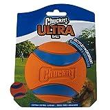 Chuckit! 170501 Ultra Ball, Pelota para Perros Compatible con el Lanzador, XXL