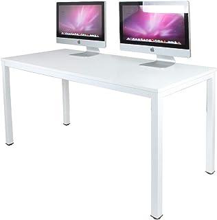 sogesfurniture Computer Desk 55 inches Large Office Desk...