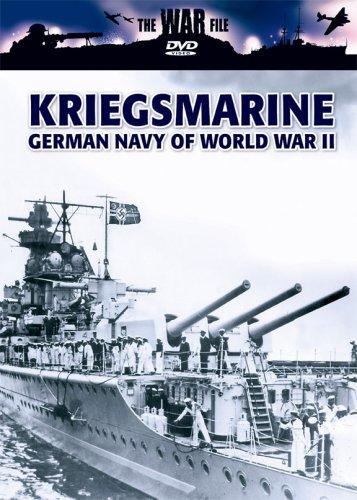 Price comparison product image Kreigsmarine: German Navy of World War II (The War File)