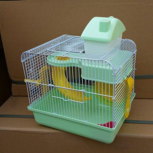 Pet Online Hamster cage casa de lujo de hámster con cinta de correr y juguetes