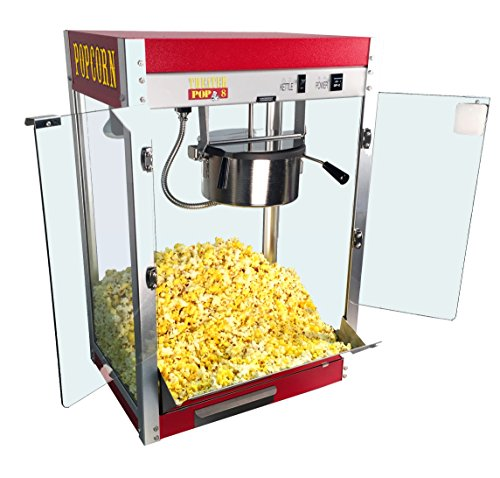 Product Image 3: Paragon Theater Pop 8 Ounce Popcorn Machine for Professional Concessionaires Requiring Commercial Quality High Output Popcorn Equipment