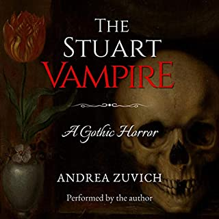 The Stuart Vampire: A Gothic Horror audiobook cover art