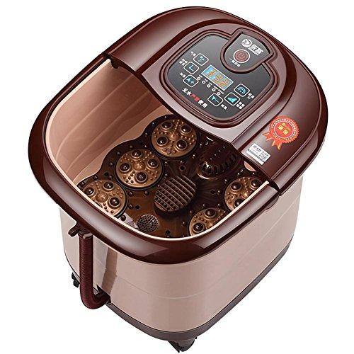 AMYMGLL Máquina de masaje de pies completamente automática Bañera de masaje Bañera...