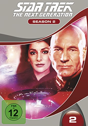 Star Trek - The Next Generation: Season 2 [6 DVDs]