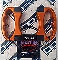 DD26 Fishing Hydraulic Steering Locks (Orange/Gold Steering Locks) by DD26 Fishing