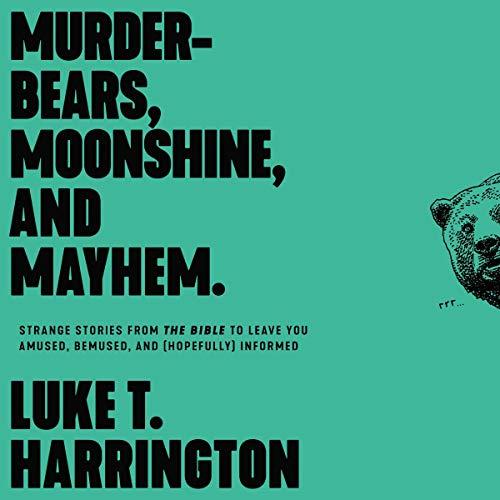 Murder-Bears, Moonshine, and Mayhem cover art