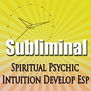 Subliminal Psychic Intuition cover art