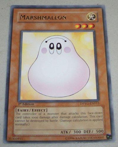 Yu-Gi-Oh! - Marshmallon DPYG-EN015 Rare
