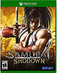 50% off physical version of Samurai Shodown on PS4 and Xbox One