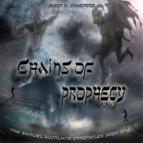 Chains of Prophecy audiobook cover art