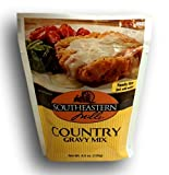 Southeastern Mills Country Gravy Mix, 4.5 Oz. Package (Pack of 4)