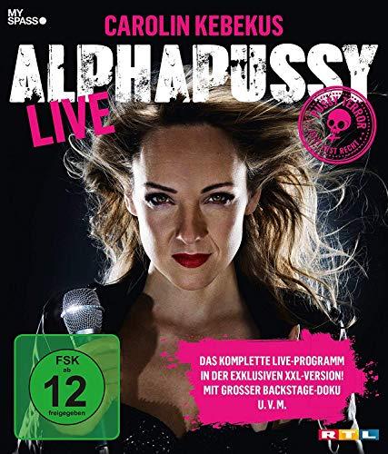 Carolin Kebekus - AlphaPussy [Blu-ray]