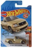 DieCast Hotwheels '99 Ford F 150 SVT Lightning [Gold] 237/250, Hot Trucks 1/10