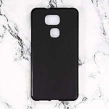 BQ Aquaris V Plus Case, Scratch Resistant Soft TPU Back Cover Shockproof Silicone Gel Rubber Bumper Anti-Fingerprints Full...