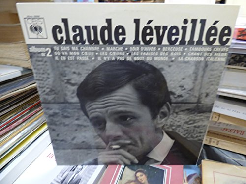 Claude Léveillée : album n° 2 - tu sais ma chambre - cbs 62650