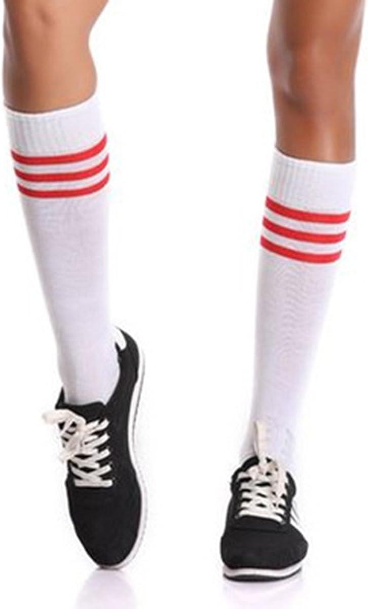 Soccer Oakland Finally popular brand Mall Socks Totalmall Unisex Stripe Team Middle Football Sports